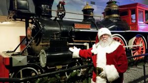 All Aboard for Holiday Fun @ The Southern Museum of Civil War and Locomotive History