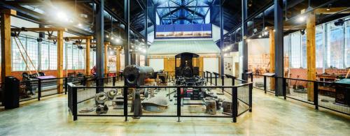 Southern Museum of Civil War amp; Locomotive History Shoot